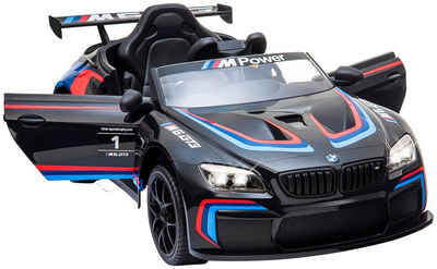 Jamara Elektro-Kinderauto »Ride-on BMW M6 GT3«, Belastbarkeit 30 kg