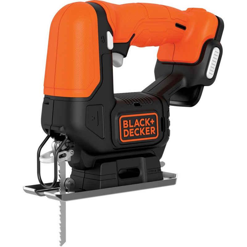 Black + Decker Stichsäge »Akku-Stichsäge BDCJS12N, 12Volt«