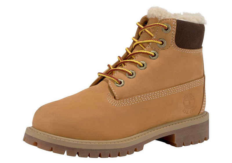 Timberland »6 In PrmWPShearling Lined« Schnürboots