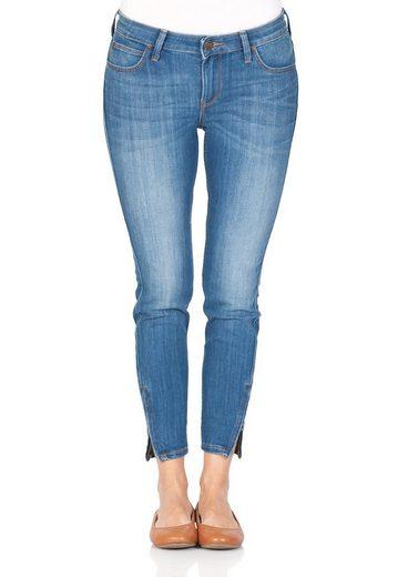 Lee® Skinny-fit-Jeans »Scarlett Cropped« Jeans Hose mit Stretech