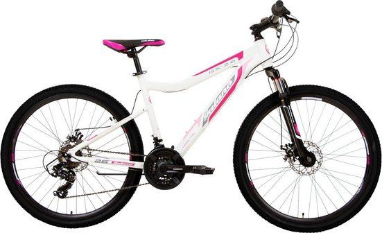 Galano Mountainbike »GX«, 21 Gang Shimano TX Schaltwerk, Kettenschaltung