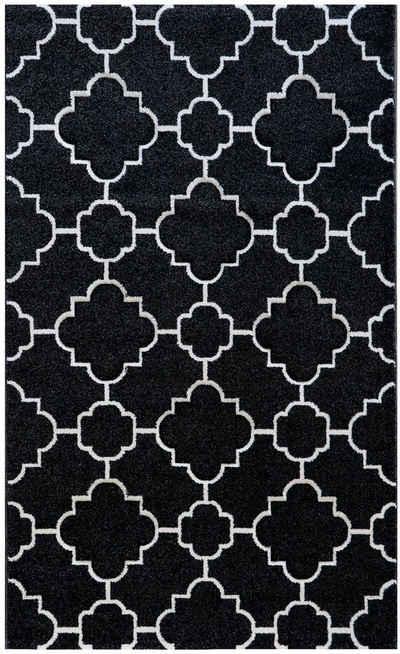 Orientteppich »Trend 7410«, Sehrazat, rechteckig, Höhe 11 mm, Kurzflor, Wohnzimmer