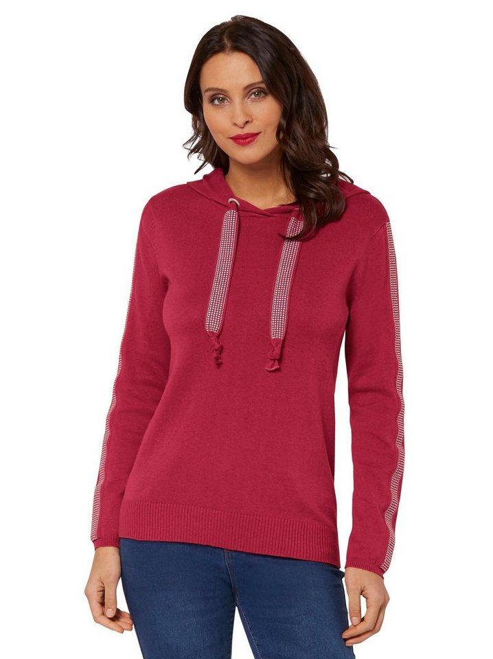 inspirationen -  Kapuzenpullover »Pullover«