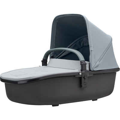 Quinny Babywanne »Kinderwagenaufsatz Hux, Grey on Graphite«