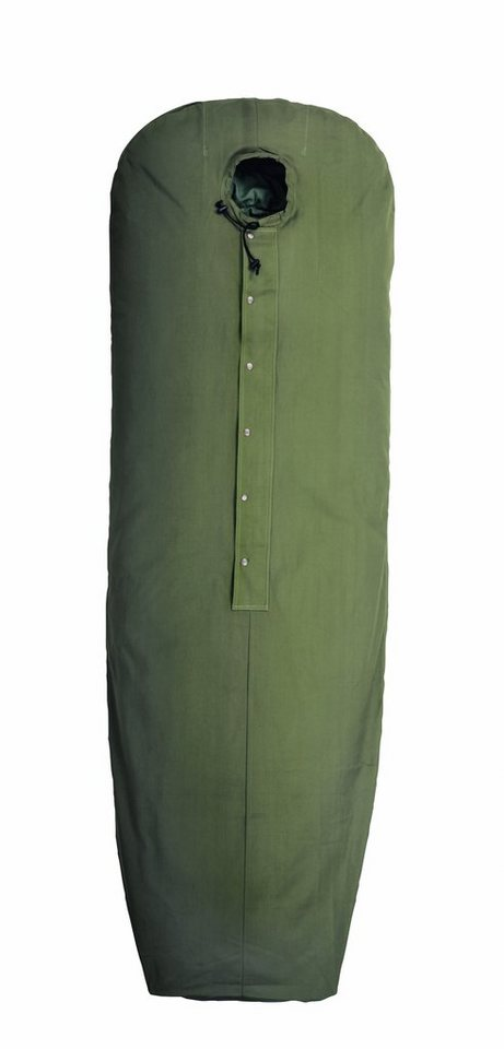 Nordisk Schlafsack »Sleeping Bag Cover Cotton« in grün