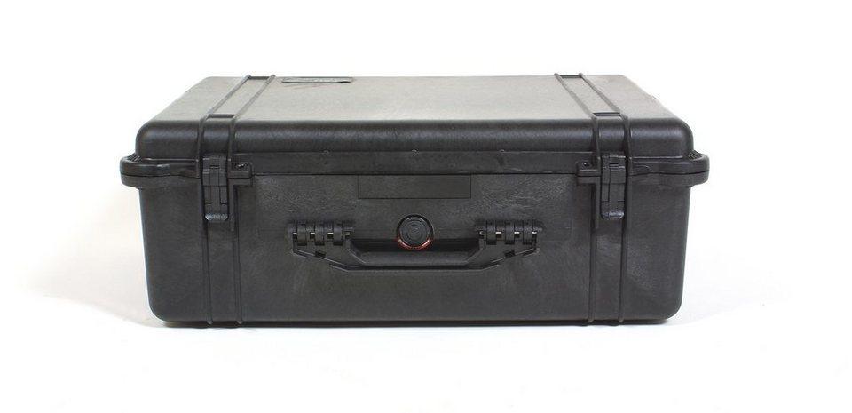 Peli Campingtruhe & -Kiste »box 1600 ohne Schaumeinsatz« in grau