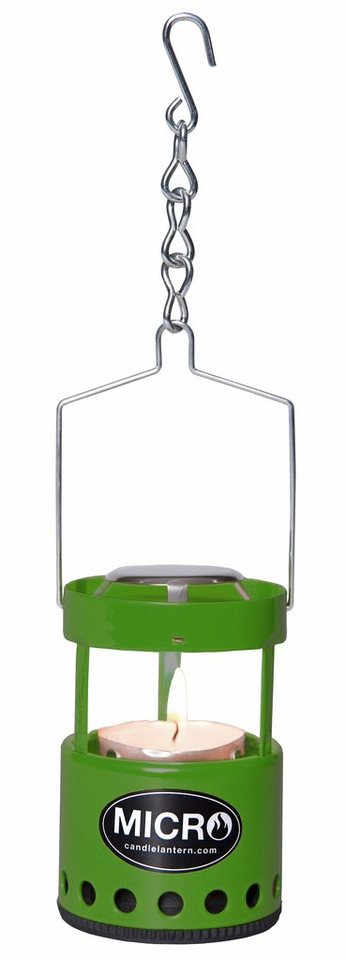 UCO Camping-Beleuchtung »Kerzenlaterne Micro grün« in grün