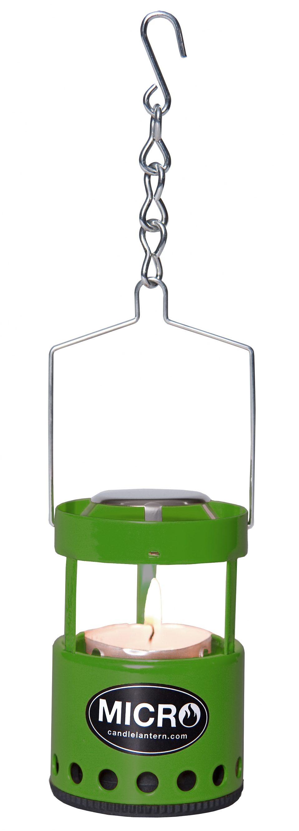 UCO Camping-Beleuchtung »Kerzenlaterne Micro grün«