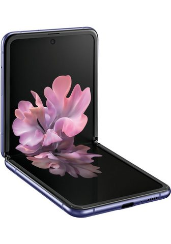 Samsung Galaxy Z Flip Smartphone (1703 cm/67 Z...