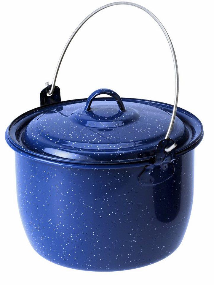 GSI Camping-Geschirr »Convex Kettle 2,8L« in blau
