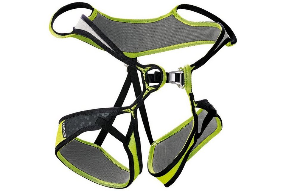 Edelrid Klettergurt »Loopo Harness« in grau