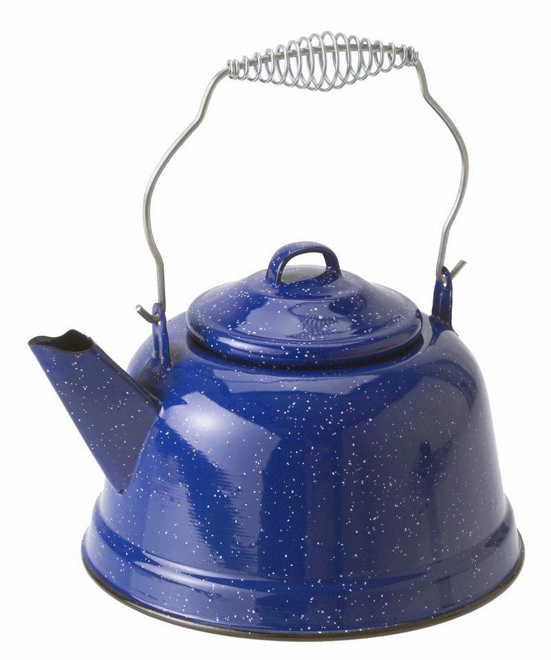 GSI Camping-Geschirr »Tea Kettle 2,3L« in blau