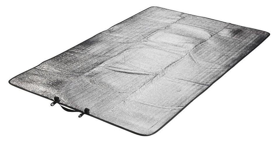 Grand Canyon Luftmatratze »Double Mat Aluminium« in silber