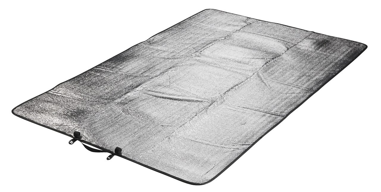 Grand Canyon Luftmatratze »Double Mat Aluminium«