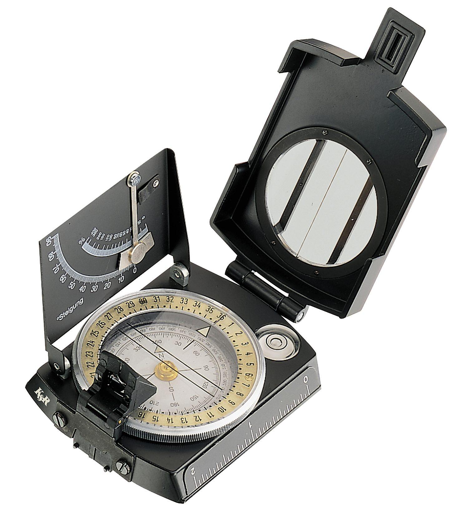 Kasper & Richter Kompass »Meridian Pro«