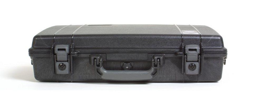 Peli Campingtruhe & -Kiste »box 1490 Laptop Computer Case DeLuxe« in grau
