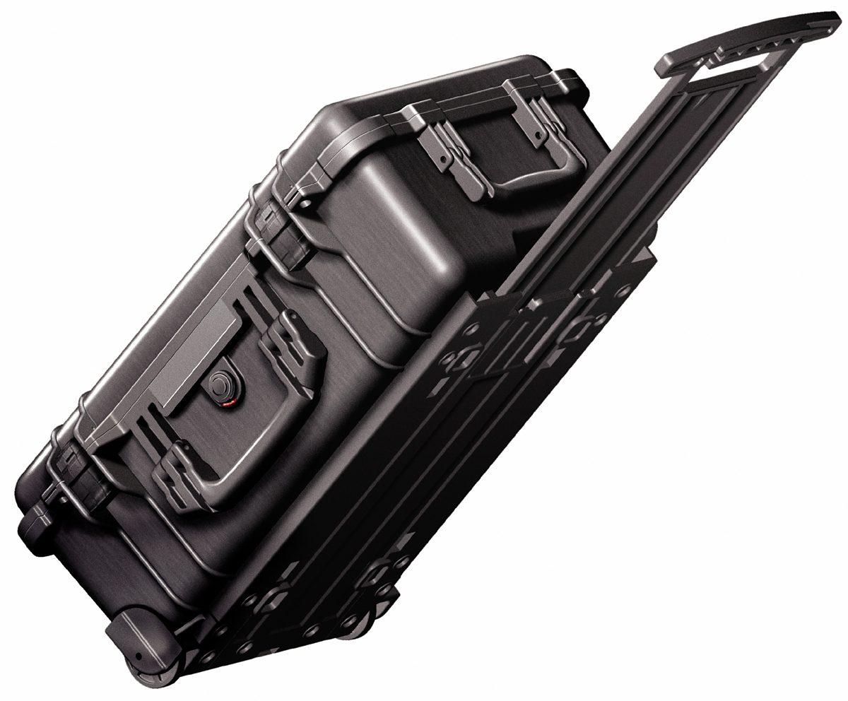 Peli Campingtruhe & -Kiste »Flightcase 1510 mit Schaum«