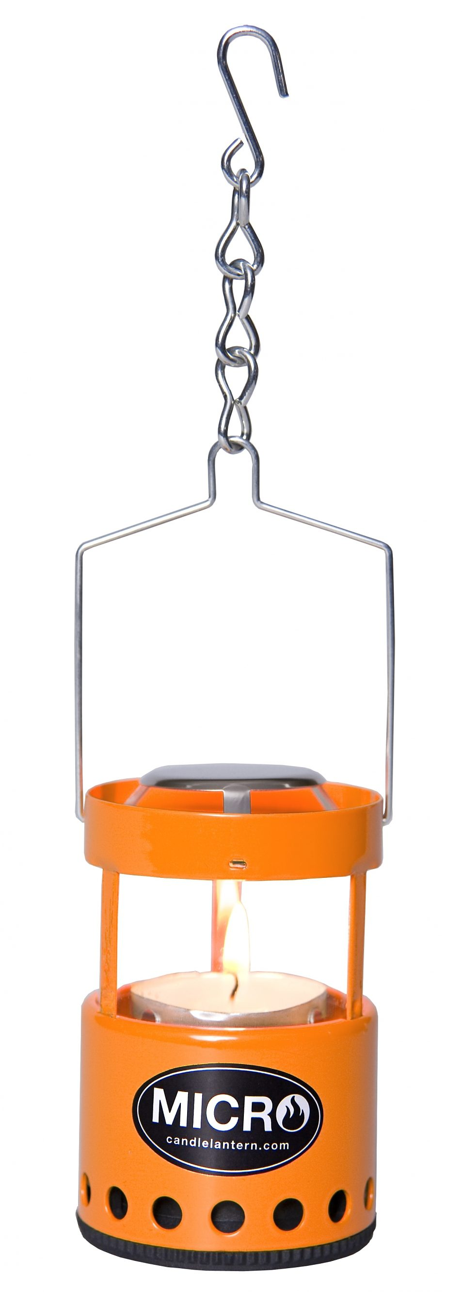 UCO Camping-Beleuchtung »Kerzenlaterne Micro orange«