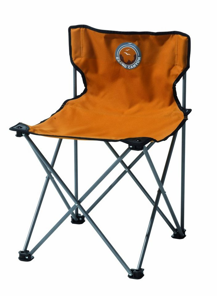 Grand Canyon Camping-Stuhl »Minima Foldable Chair« in orange