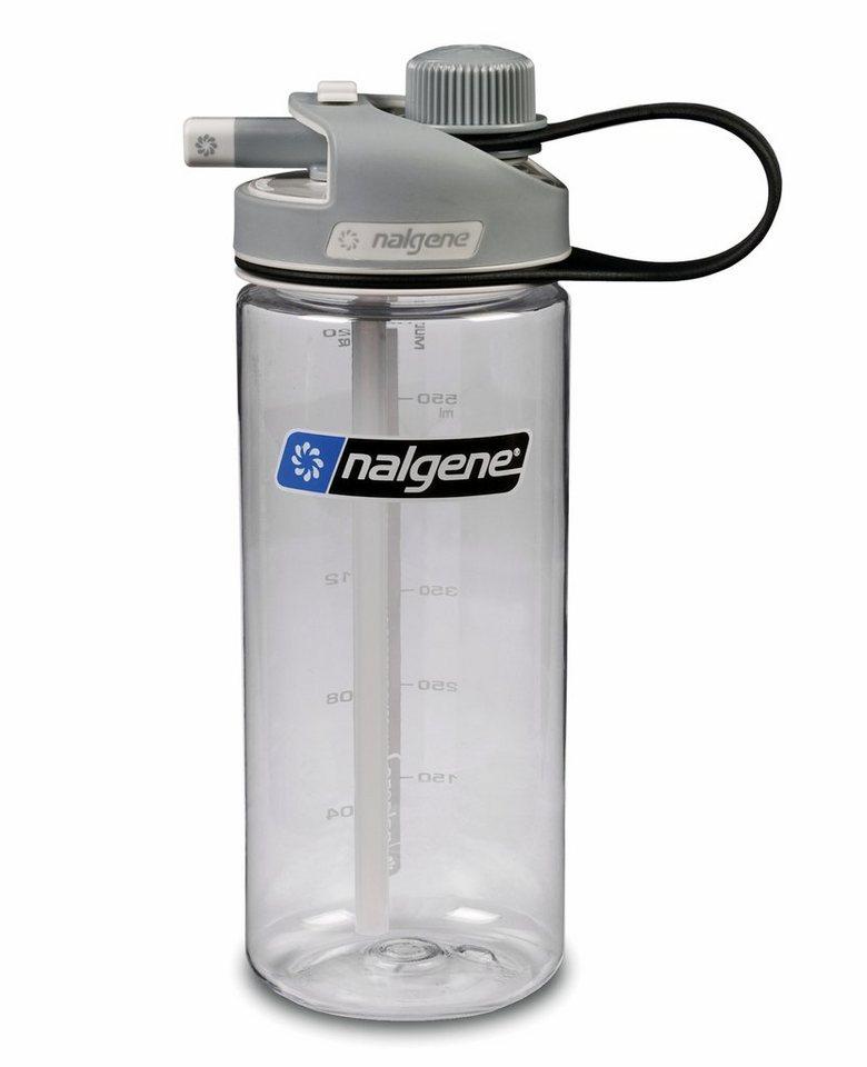 Nalgene Trinkflasche »Multi Drink 600ml Transparent«