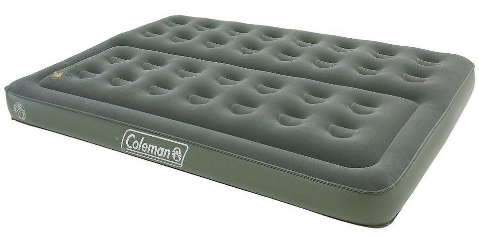 Coleman Bett & Liegen »Comfort Bed Double« in grün