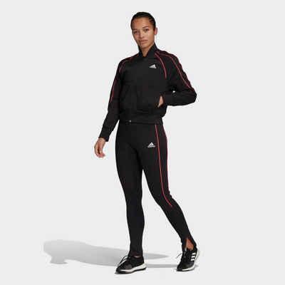 adidas Performance Trainingsanzug »BOMBER JACKET AND S« (Set, 2-tlg)
