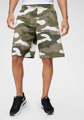 Nike Sportswear Sportiniai šortai »Men's French Terry ...