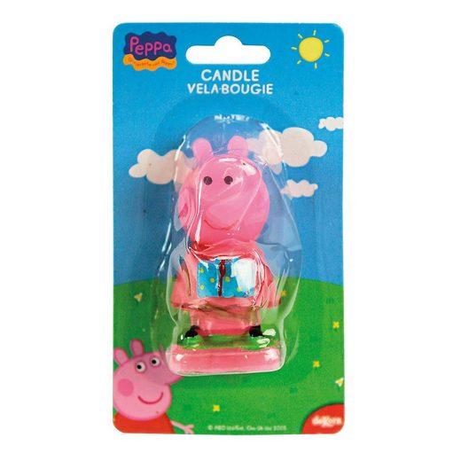 Peppa Pig Formkerze