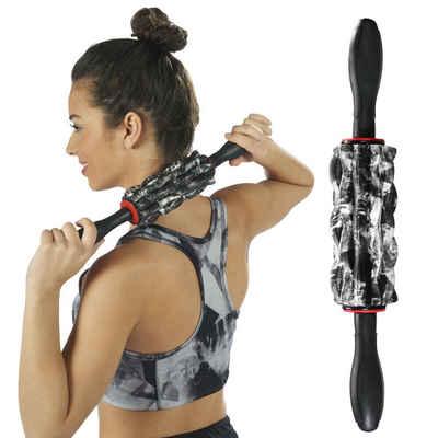 Trendy Sport Massagerolle »Ondas Faszienrolle Noppen Massageroller Griffe«