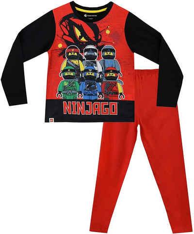 Lego Ninjago Schlafanzug »LEGO Ninjago Schlafanzug Pyjama Jungen«