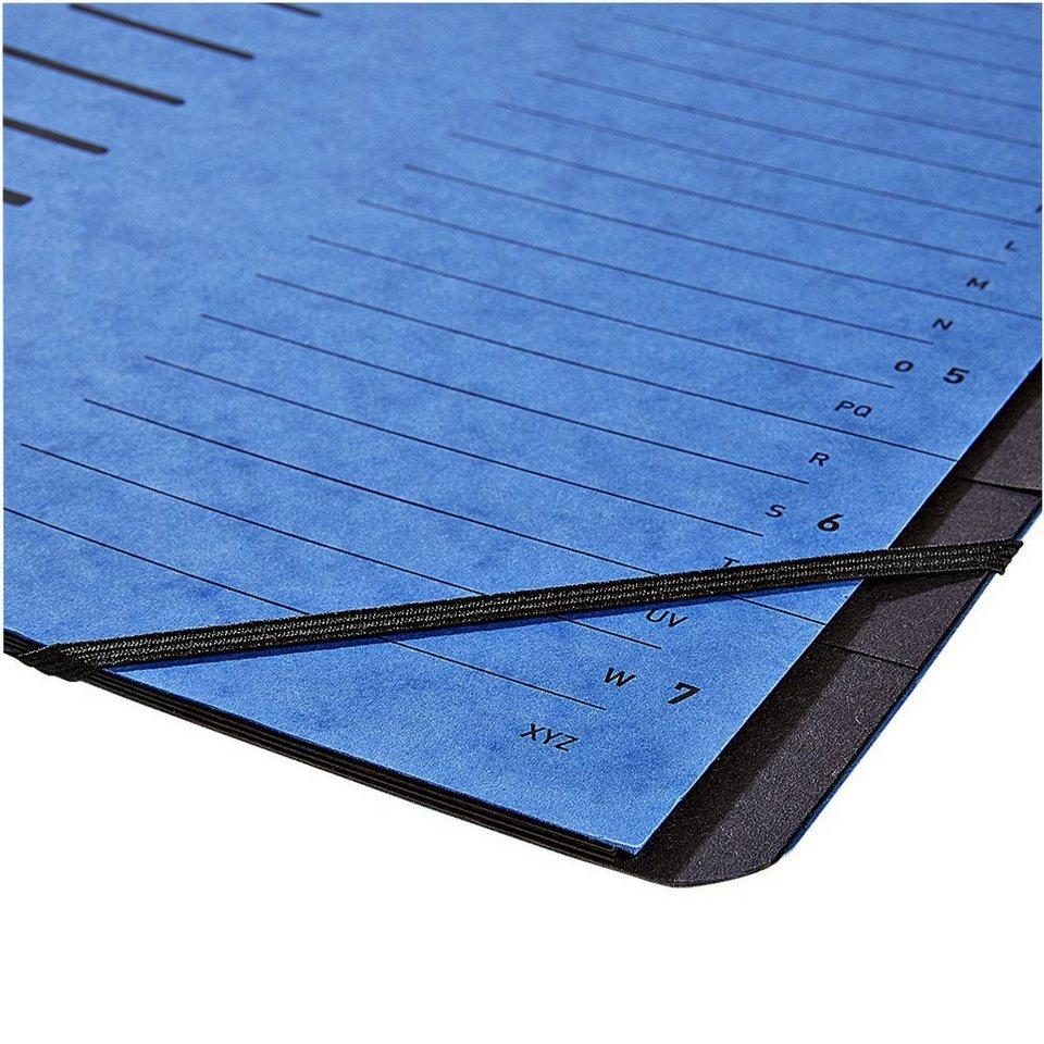 OTTO Office Standard Ordnungsmappe in blau