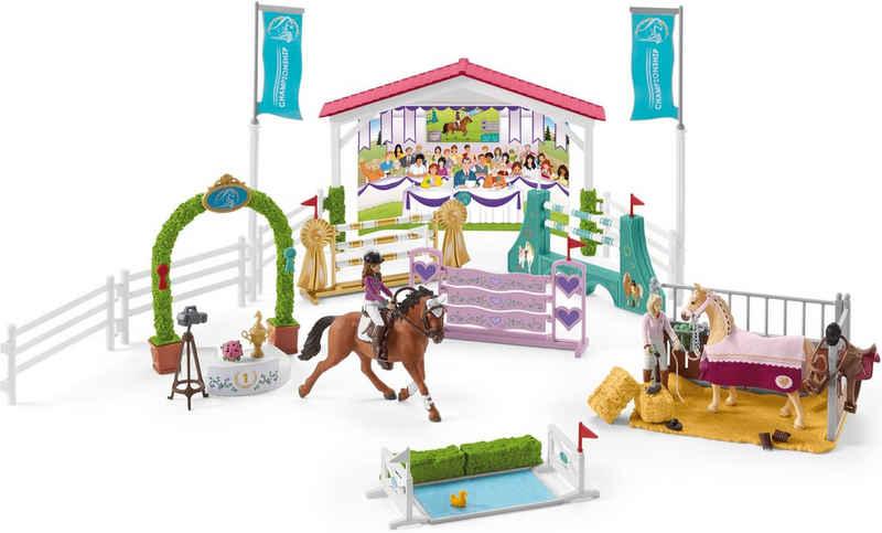 Schleich® Spielwelt »Horse Club, Freundschaftsturnier (42440)«