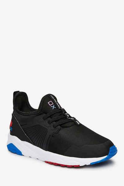 Next »PlayStation™-Sneaker mit elastischen Schnürsenkeln« Sneaker (1-tlg)