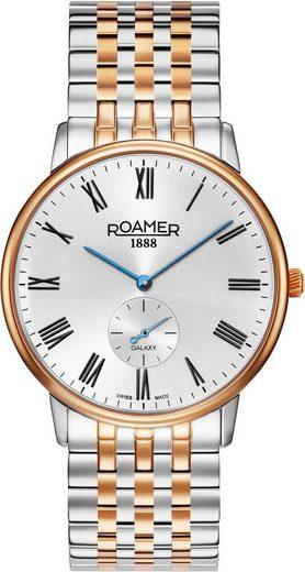Roamer Schweizer Uhr »Galaxy Gents, 620710 49 15 50«