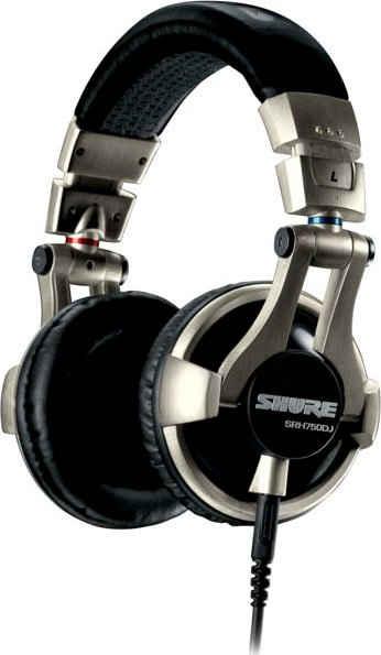 Shure »SRH750DJ« DJ-Kopfhörer