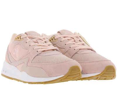 Le Coq Sportif »Le Coq Sportif LCS R800 Sneaker angesagte Damen Low Top Schuhe Freizeitschuhe Altrosa« Sneaker