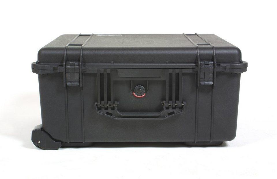 Peli Campingtruhe & -Kiste »1610 mit Schaumeinsatz« in grau