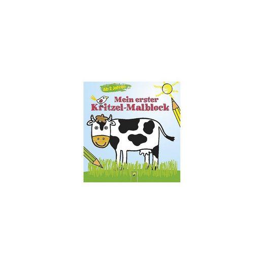Schwager & Steinlein Verlag Mein erster Kritzel-Malblock