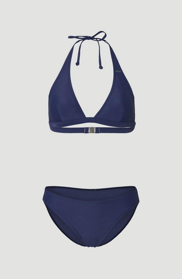 Bademode - O'Neill Triangel Bikini »Maria Cruz« › blau  - Onlineshop OTTO