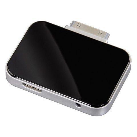 Hama HDMI-Adapter für iPod/iPhone/iPad in Schwarz