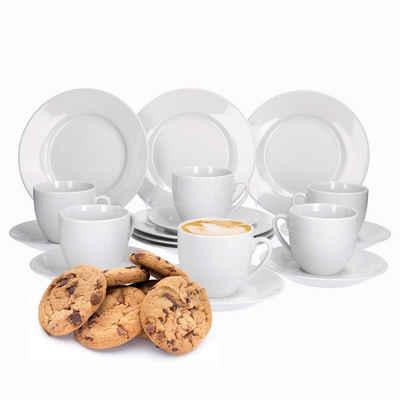 van Well Kaffeeservice »Kaffeeservice Trend 36tlg. für 12 Personen«