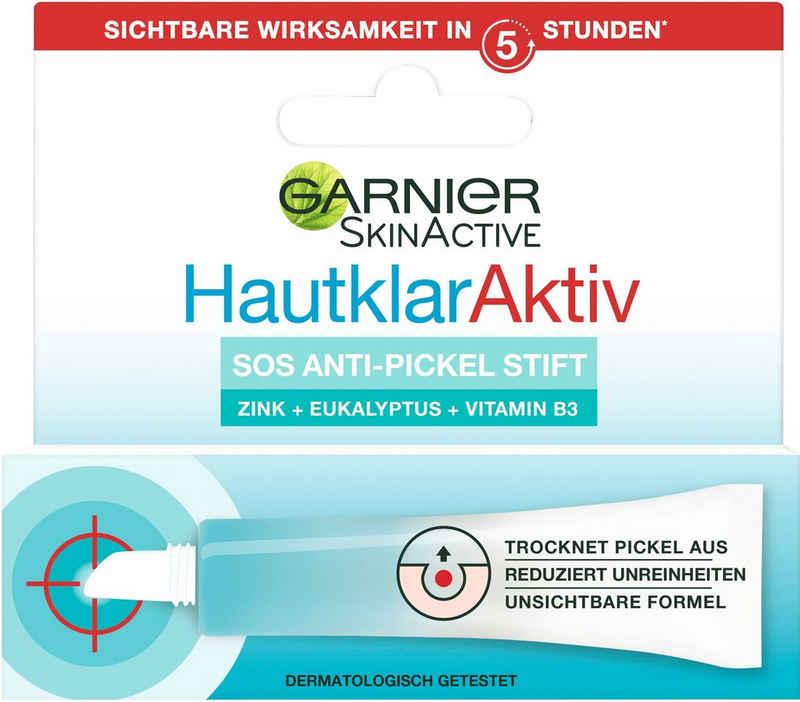 GARNIER Pflegestift »Hautklar SOS Anti-Pickel-Gel-Stift«