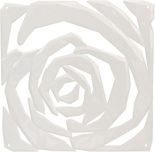 KOZIOL Schutzwand »Raumteiler Dekoelement ROMANCE« (4 Stück)