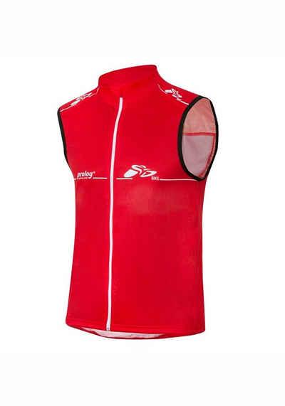 prolog cycling wear Softshellweste mit praktischen Taschen