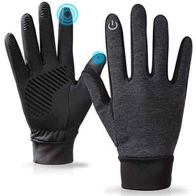 TOPMELON Skihandschuhe Bleib warm, Wasserdichte Handschuhe