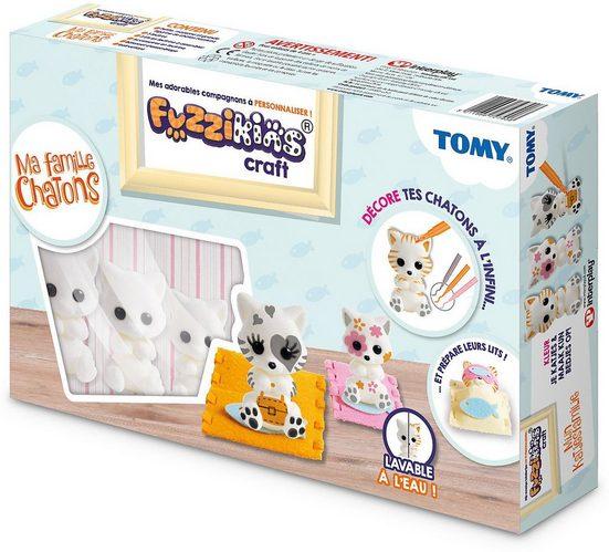 Tomy® Malvorlage »Fuzzikins - Cozy Cats«