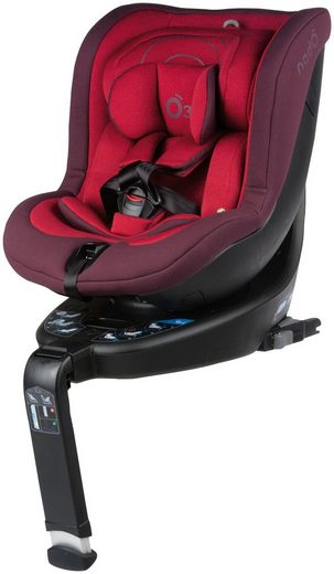 be cool Autokindersitz »O3 Lite«, 13,4 kg, Für Kinder zwischen 0 und 4 Jahren