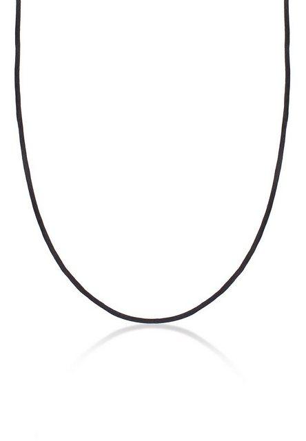 Nenalina Collierkettchen »Seidenband Kette Basic Kombinierbar 925 Silber«   Schmuck > Halsketten > Silberketten   Nenalina