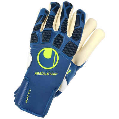 Uhlsport Torwarthandschuhe »Hyperact Absolutgrip Finger Surround«