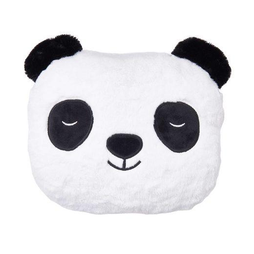BUTLERS Dekokissen »AMANDA Panda Kissen L 35 x H 30cm«